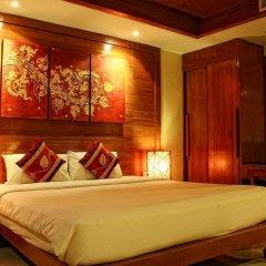 Отель Honey Resort 3* Номер Делюкс с двуспальной кроватью фото 2