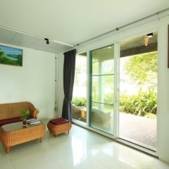 Отель Aonang Paradise Resort 3* Улучшенный номер с различными типами кроватей фото 10