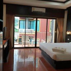 Отель SK Residence 3* Улучшенный номер с различными типами кроватей фото 5
