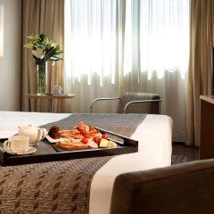 Отель Eurostars Lucentum 4* Стандартный номер с двуспальной кроватью фото 6
