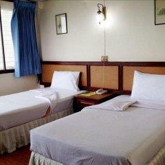 Отель KritThai Residence 3* Стандартный номер с 2 отдельными кроватями