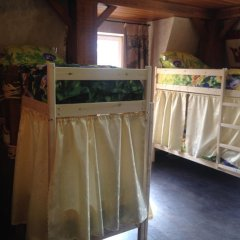 Хостел Hanse Кровать в общем номере фото 5