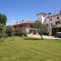 Отель Alloggio Agrituristico Conte Ottelio Прадамано фото 3