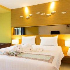 Ansino Bukit Hotel 3* Номер Делюкс двуспальная кровать фото 7