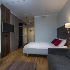 Park Inn by Radisson Oslo Airport Hotel West 3* Стандартный номер с различными типами кроватей