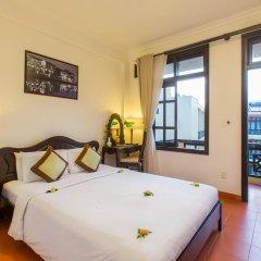 Отель Phu Thinh Boutique Resort & Spa 4* Улучшенный номер с различными типами кроватей фото 3