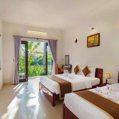 Отель Luna Villa Homestay 3* Стандартный номер с различными типами кроватей фото 8