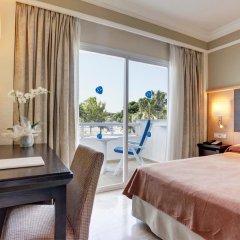 Отель Grupotel Los Príncipes & Spa 4* Стандартный номер с различными типами кроватей фото 2