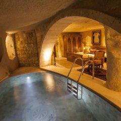 Отель Kayakapi Premium Caves - Cappadocia 5* Стандартный номер с двуспальной кроватью фото 6