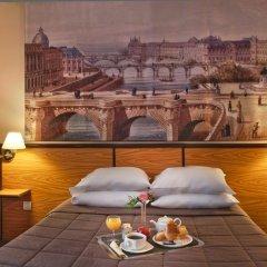 Hotel Murat 3* Стандартный номер с различными типами кроватей фото 7