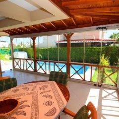 Paradise Town - Villa Marina Турция, Белек - отзывы, цены и фото номеров - забронировать отель Paradise Town - Villa Marina онлайн балкон