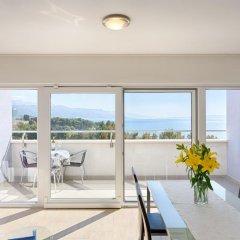 Отель Adriatic Queen Villa 4* Апартаменты с различными типами кроватей фото 5