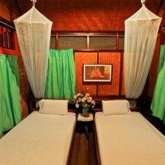 Отель Green View Village Resort 3* Бунгало с различными типами кроватей фото 16