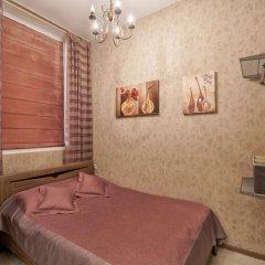 Мини-Отель Новый День Улучшенная студия разные типы кроватей