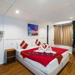 Rich Resort Beachside Hotel 2* Люкс с различными типами кроватей фото 4