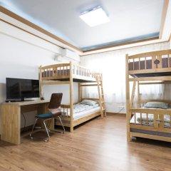 Отель Kory Guesthouse Южная Корея, Сеул - отзывы, цены и фото номеров - забронировать отель Kory Guesthouse онлайн комната для гостей фото 3