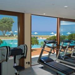 Отель Kernos Beach фитнесс-зал фото 2