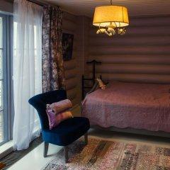 Мини-отель Грандъ Сова Стандартный номер с двуспальной кроватью фото 5