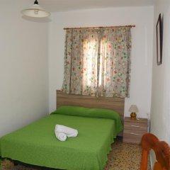Отель Pensión Eva Номер категории Эконом с двуспальной кроватью (общая ванная комната) фото 6