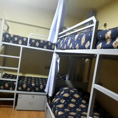 Хостел Vagary Кровать в мужском общем номере с двухъярусной кроватью фото 2