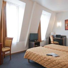 Отель Aparthotel Adagio access Paris Philippe Auguste 3* Студия с различными типами кроватей фото 3
