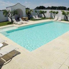 Отель Casina Bardoscia Relais Кутрофьяно бассейн фото 2