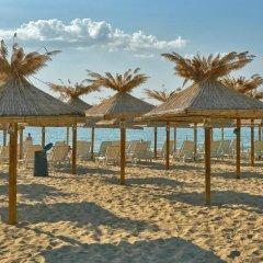 Отель LTI Dolce Vita Sunshine Resort - All Inclusive Болгария, Золотые пески - отзывы, цены и фото номеров - забронировать отель LTI Dolce Vita Sunshine Resort - All Inclusive онлайн пляж фото 2