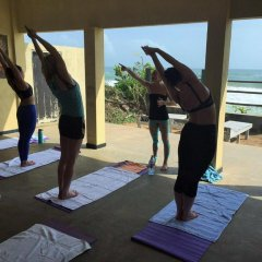 Отель Beach Arthur Guest фитнесс-зал фото 2