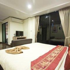 Отель Yasinee Guesthouse Бангкок комната для гостей фото 3