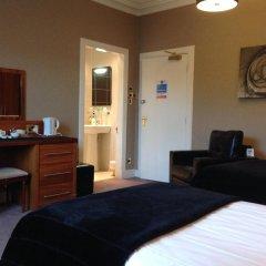 Glazert Country House Hotel комната для гостей