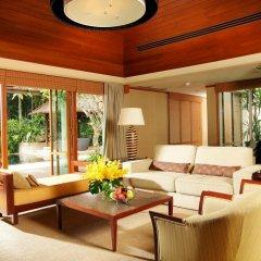 Отель Sofitel Singapore Sentosa Resort & Spa 5* Вилла с различными типами кроватей фото 5