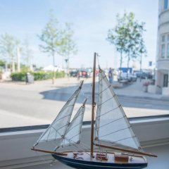 Hotel Gammel Havn Фредерисия фото 5