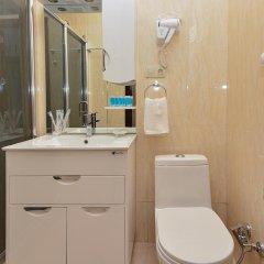 Отель King David 3* Студия с различными типами кроватей фото 7