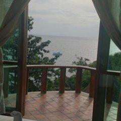 Отель Thipwimarn Resort Koh Tao 3* Вилла с различными типами кроватей фото 23