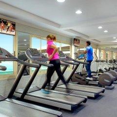 Отель City Seasons Hotel Al Ain ОАЭ, Эль-Айн - отзывы, цены и фото номеров - забронировать отель City Seasons Hotel Al Ain онлайн фитнесс-зал фото 3