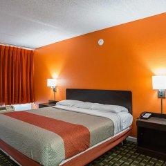 Отель Motel 6 Vicksburg, MS 2* Стандартный номер с различными типами кроватей фото 8