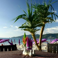 Отель Patong Bay Garden Resort пляж