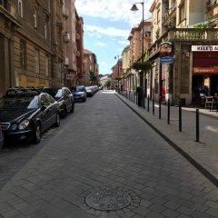 Отель Classycore Будапешт парковка