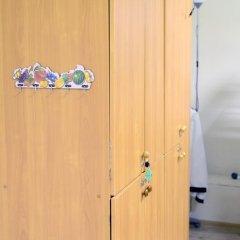 Хостел Правильный Выбор Кровать в мужском общем номере с двухъярусными кроватями фото 4