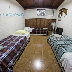 Atilla's Getaway Бунгало с различными типами кроватей фото 10