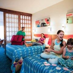 Отель Universals Cabana Bay Beach Resort 3* Люкс с различными типами кроватей фото 4