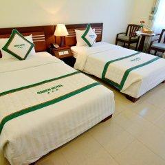 Green Hotel 3* Номер Делюкс с 2 отдельными кроватями фото 7