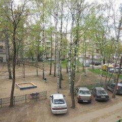 Квартирный отель парковка