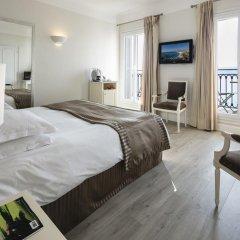 Отель Hôtel Suisse Франция, Ницца - отзывы, цены и фото номеров - забронировать отель Hôtel Suisse онлайн комната для гостей фото 2