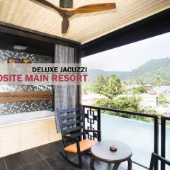 Отель Pavilion Samui Villas & Resort 4* Стандартный номер с различными типами кроватей фото 9
