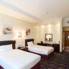 Cassells Al Barsha Hotel by IGH 4* Стандартный номер с различными типами кроватей фото 5