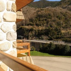 Отель Bielsa балкон