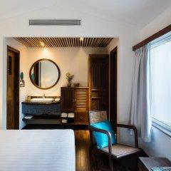 Отель The Myst Dong Khoi 5* Стандартный номер с различными типами кроватей фото 22
