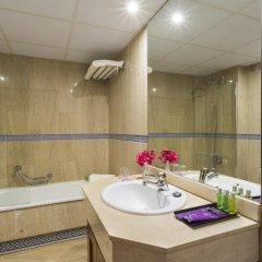 Ayre Hotel Córdoba 4* Стандартный номер с различными типами кроватей фото 4