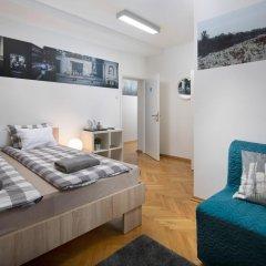 Hostel Bureau Номер Делюкс с различными типами кроватей фото 12